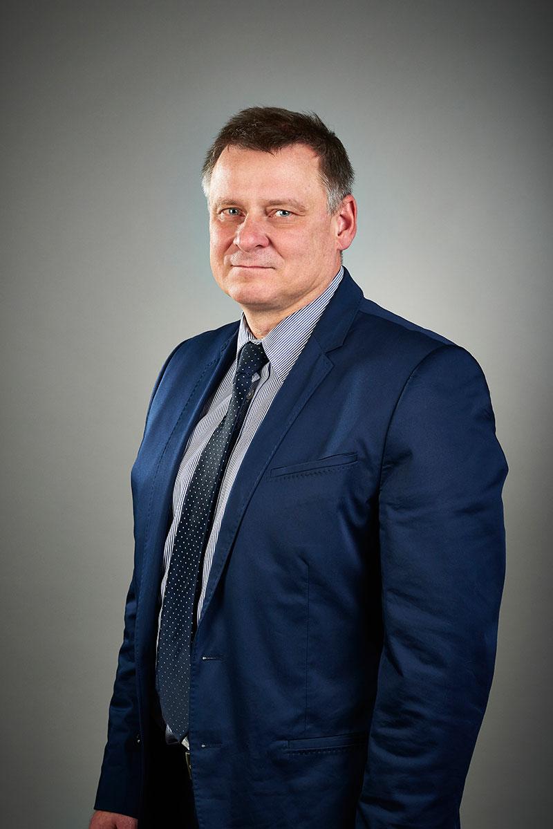 Wojciech Jagiełło - Zastępca Prezydenta ds. Oświatowych i Społeczno-Gospodarczych w biurze