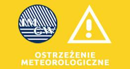 Ostrzeżenie meteorologiczne Nr 28 - Oblodzenie