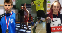 Sportowcy na medal ze stypendiami