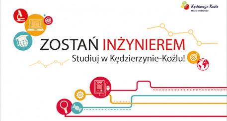 Zostań inżynierem w Kędzierzynie-Koźlu