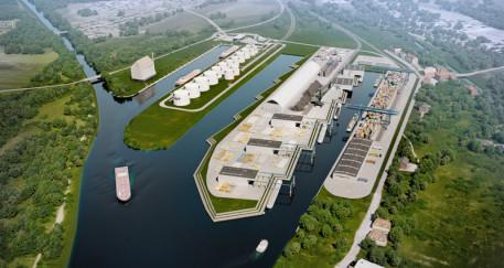 Port Koźle wraca na mapę europejskiego transportu