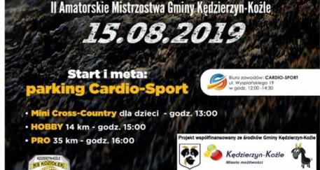 Cardio-Sport MTB Race – II amatorskie mistrzostwa gminy Kędzierzyn-Koźle